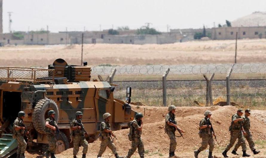 """قتيل وجريح برصاص """"الجندرما"""" التركية شمال مدينة الرقة"""