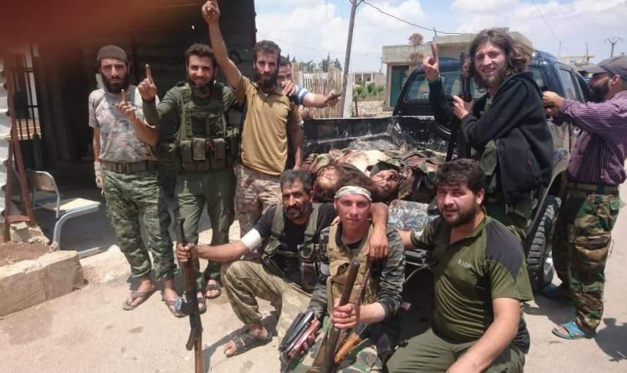 عودة الاشتباكات بين المجموعات المسلحة في الباب/شرقي حلب