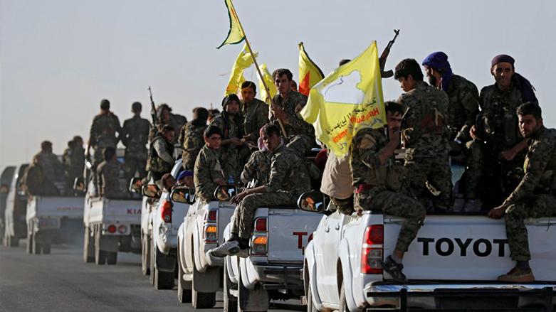 قوات سوريا الديمقراطية تتهم المعارضة المدعومة من تركيا بخطف 2368 مدنيا
