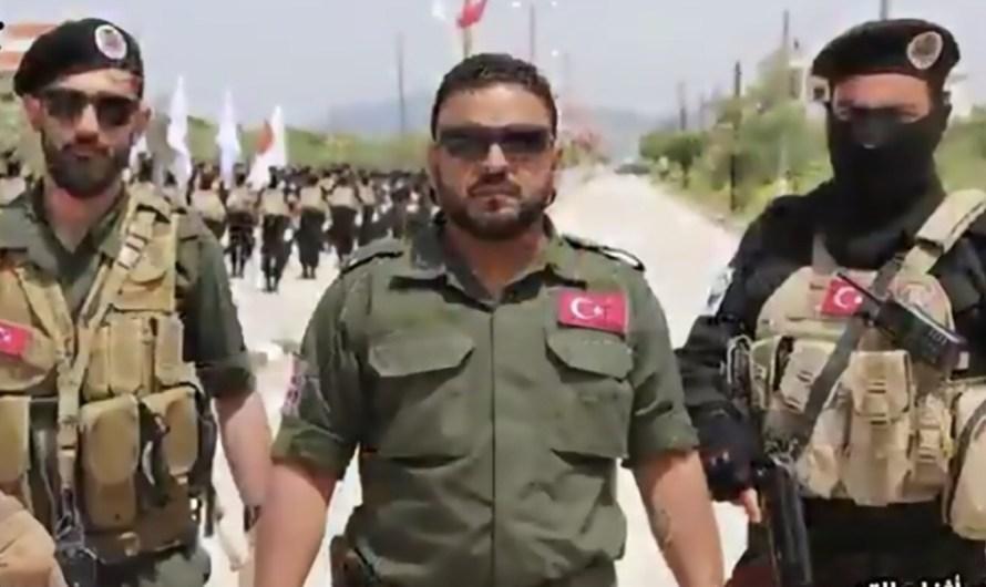 """تركيا تشكل كتيبة """"أشبال أرطغرل"""" في عفرين السورية"""