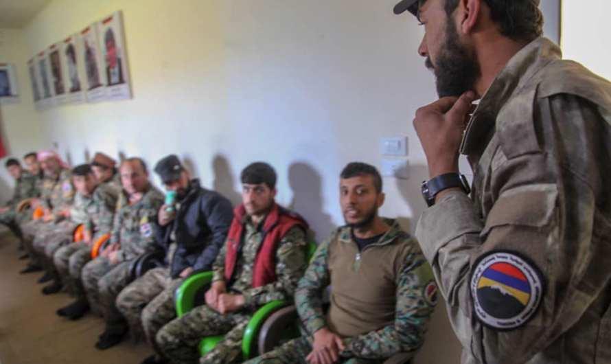 الإعلان عن تأسيس أول كتيبة للأرمن في شمال سوريا