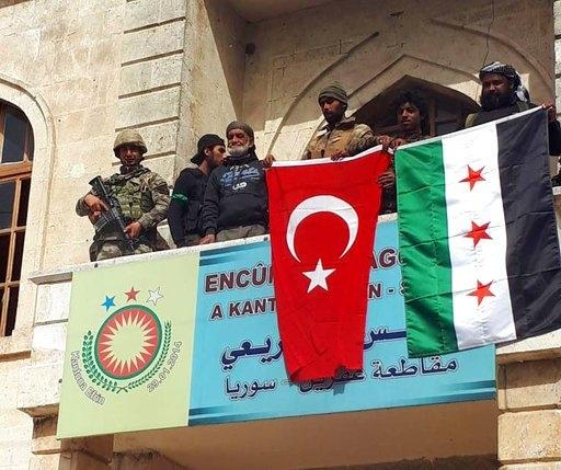 مسلحوا أنقرة يحشدون على جبهات تلرفعت ومنبج.. والمدفعية التركية تقصف قرى بريف حلب