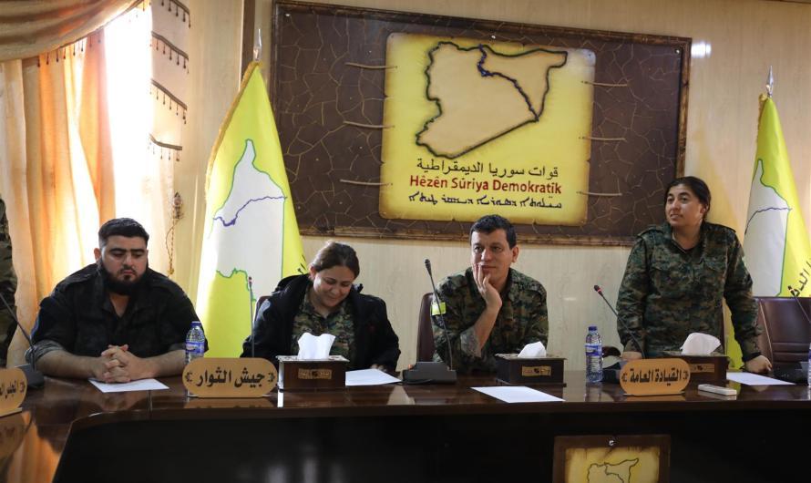 """""""الأكراد يتعهدون بمواصلة القتال حتى تحرير منطقة عفرين"""