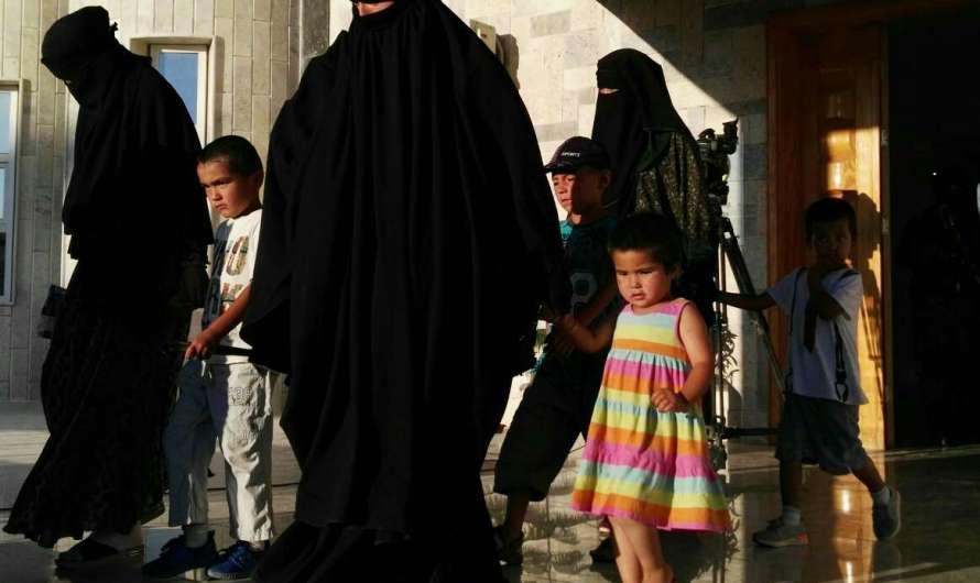 الإدارة الذاتية تسلم ثمانية من عائلات داعش للولايات المتحدة الأمريكية