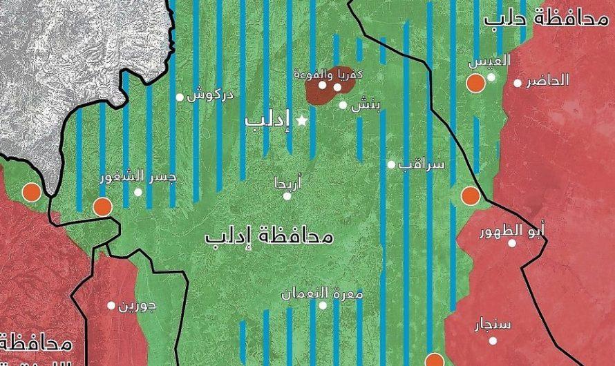 تقرير يرصد الانتهاكات في إدلب منذ بداية يناير 2021