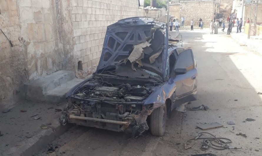 تجدد الانفجارات في مناطق خاضعة لتركية شمال سورية