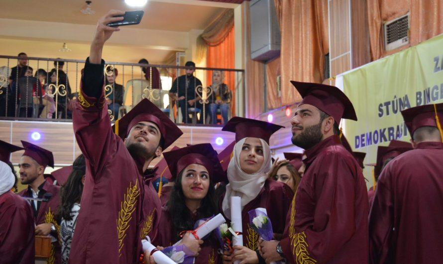 """جامعة """"روجافا"""": نظام تعليمي جديد..بانتظار اعتراف دولي"""