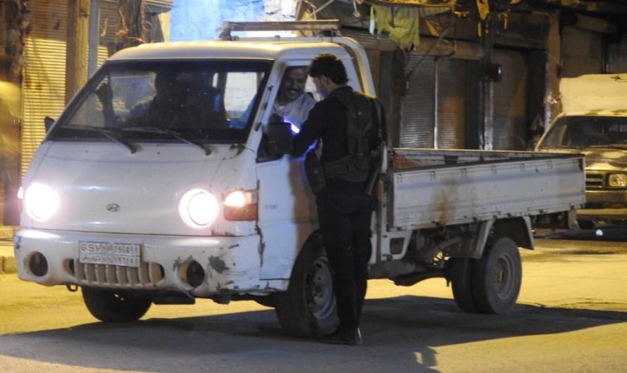 تعزيزات عسكرية واجراءات أمنية مشددة في تل أبيض السورية عقب تهديدات تركيا