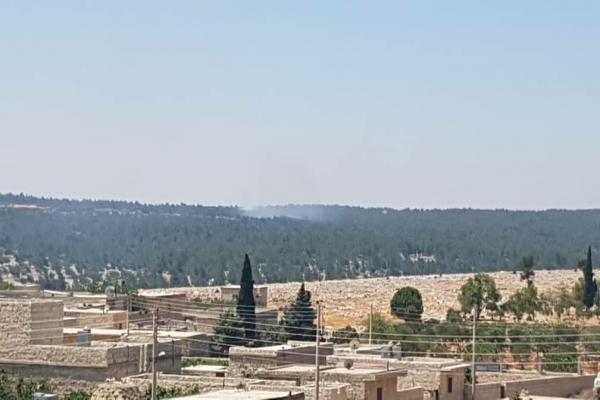 القوات التركية تقصف قرى شيراوا وزرنعيته ومياسة وصوغانكه بريف حلب الشرقي