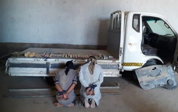 """اعتقال """"خلية تابعة لداعش"""" في الرقة كانت تخطط لشن هجمات في عيد الأضحى"""
