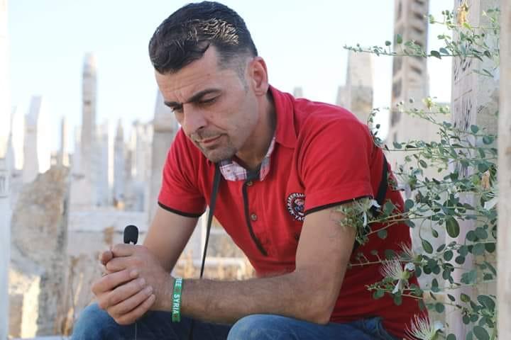 اعتقال صحفي من مدينة حلب في عفرين
