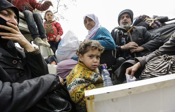 مقتل وإصابة 2765 مدني واعتقال 5329 منذ التوغل التركي في سوريا