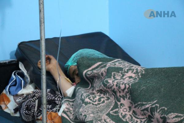 القوات التركية تستهدف قرية كالوتية بريف حلب وتصيب مواطنة بجروح