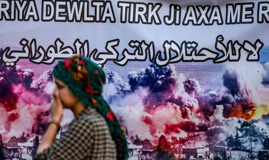 تجدد الاشتباكات والقصف بين القوات التركية والكردية بريف حلب