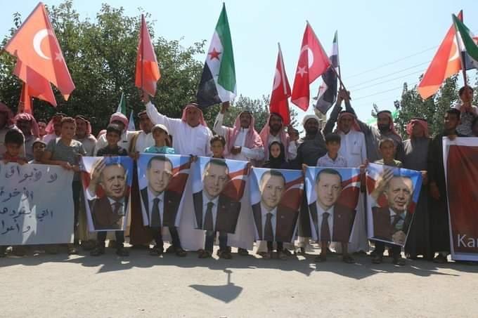 مقتل وإصابة 3825 شخص واعتقال 5845 منذ التوغل التركي في سوريا