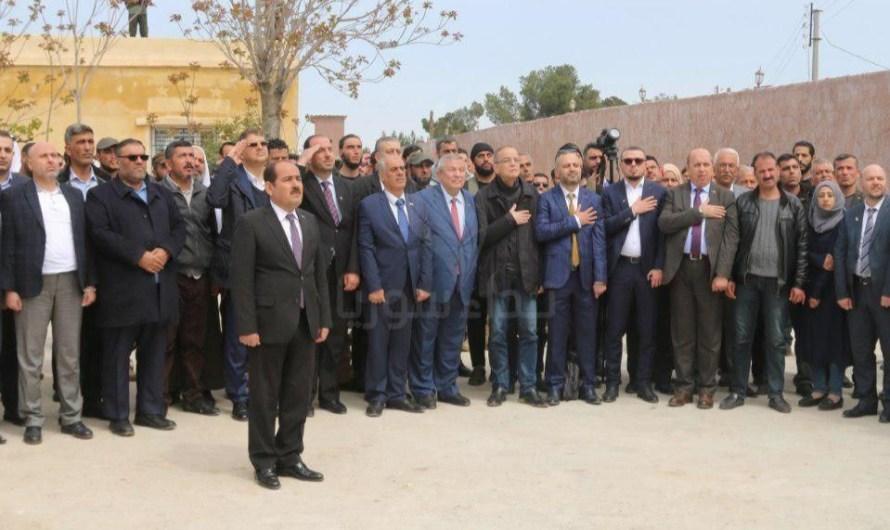 تركيا تشكل حكومة موالية لتعزيز قبضتها في المناطق الخاضعة لها شمال سوريا