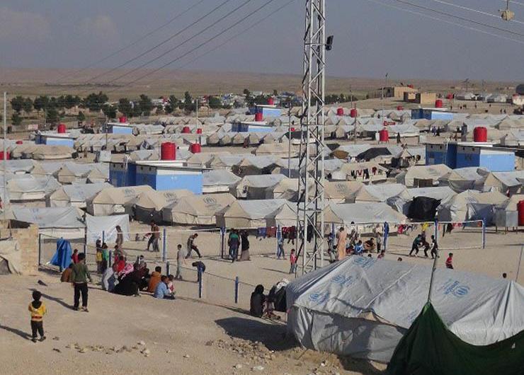 لاجئات عراقيات في مخيم الهول يتهمن حكومة بلدهم بخذلانهم والتخلي عنهم