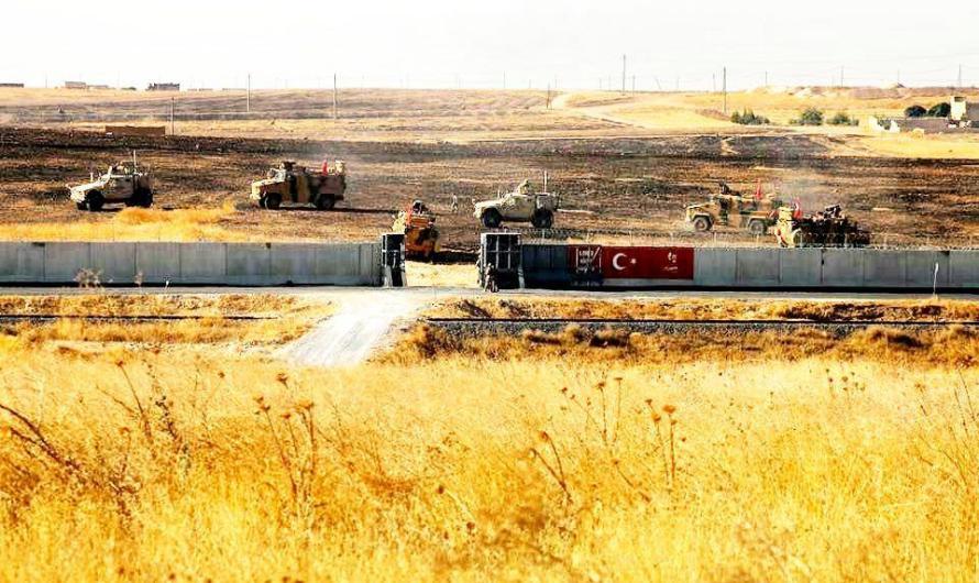 أمريكا تسيير ثاني دورية مشتركة مع تركيا في المنطقة الآمنة رغم احتجاجات أردوغان