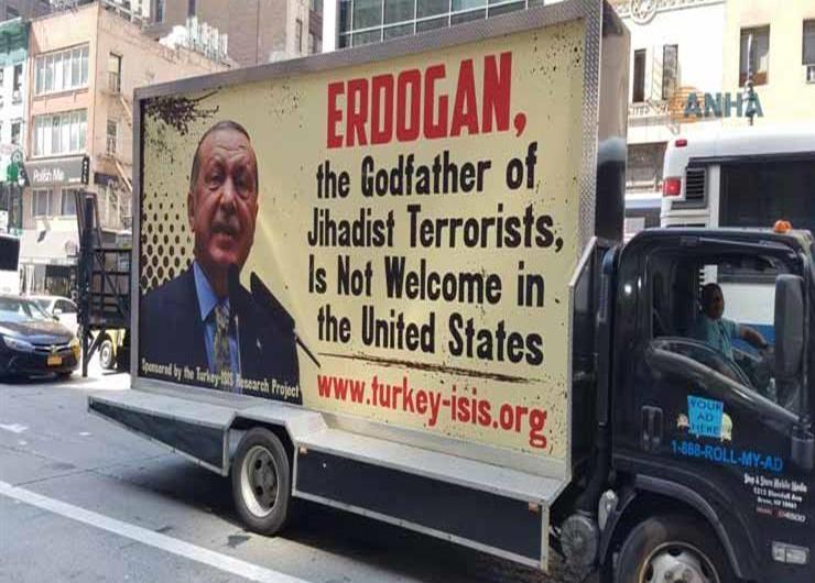 صحيفة أمريكية تتهم تركيا باعادة تجنيد عناصر داعش للقتال في عفرين