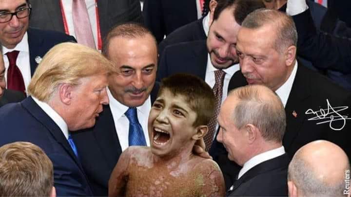 هل يضعف موقف أردوغان في سوريا