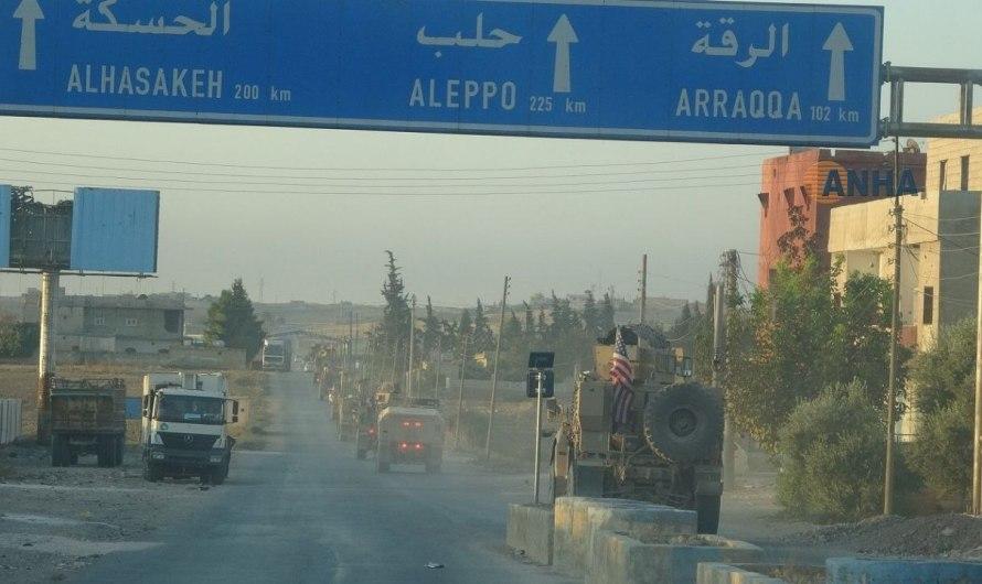 غضب بعد سحب أمريكا قواتها من الحدود مع تركيا: واشنطن لم تفِ بالتزاماتها