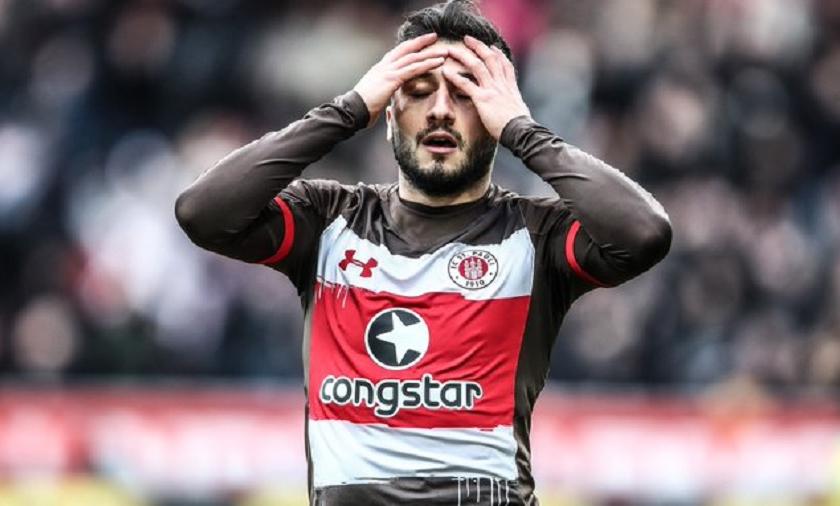 نادٍ ألماني يفسخ عقد لاعبٍ تركي أيّد الهجوم التركي على شمال سوريا