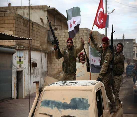 """جماعة مسلحة مدعومة من تركيا تقتل """"رهينة"""" كانت قد طلبت نصف مليون دولار لاطلاق سراحه"""