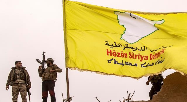 قوات سوريا الديمقراطية تخسر (284) مقاتلا نتيجة الهجوم التركي على شرق الفرات