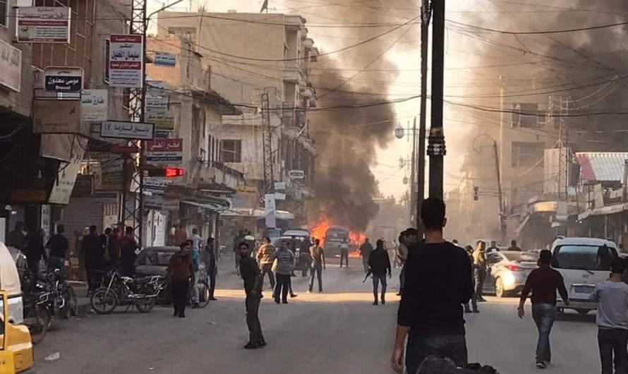مقتل ستة وإصابة 45 في تفجيرين بمدينة قامشلو شمال شرق سوريا