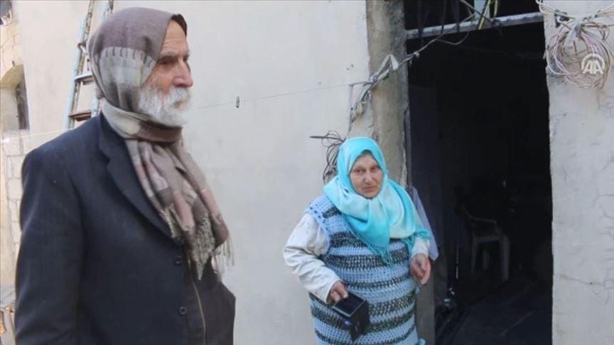 هل تتذكرون الرجل الأرمني وزوجته الذان خيرتهم فصائل تركيا بين الأسلام أو القتل …شاهد ماذا حل بهما