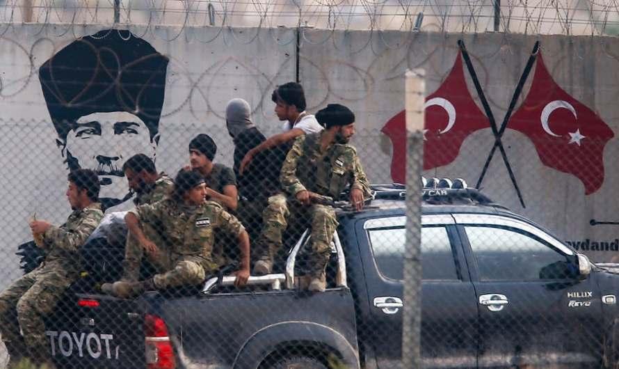 مقتل وإصابة 5685 شخص واعتقال 6001 منذ التوغل التركي في سوريا