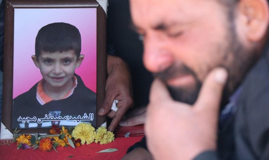 مظاهرات وتنديد واسع بالقصف على المدنيين من قبل فصائل مدعومة من تركيا