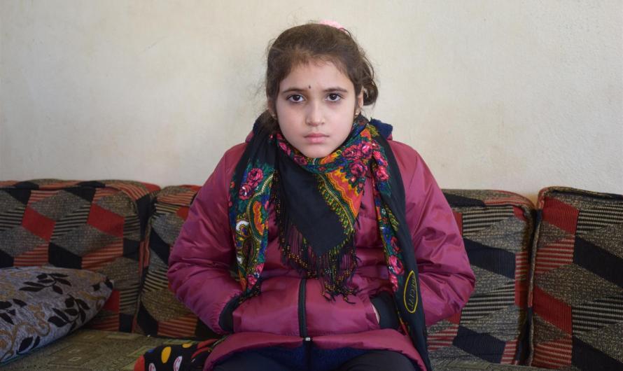 الإدارة الذاتية تسلم طفلة ايزيدية تمهيدا لاعادتها لذويها في شنكال
