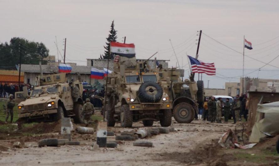 فيديو: لأول مرة.. الجيش السوري يشتبك مع القوات الأمريكية