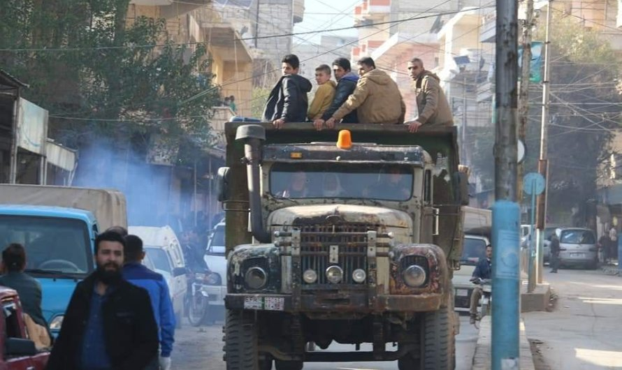 توثيق 48 حالة اعتقال في عفرين في آذار 2020