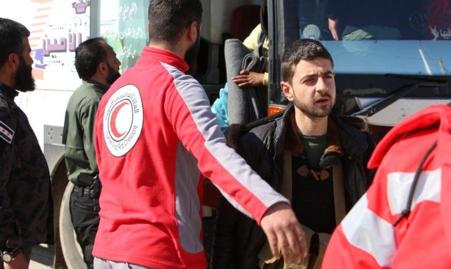 """وصول مسلحي """"الصنمين"""" إلى المناطق الخاضعة لتركيا شمال سوريا"""