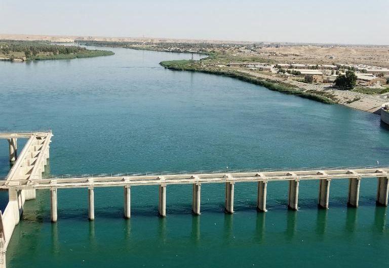 وفاة موظفين اثنين يعملان لدى منظمة فرنسية غرقا في نهر الفرات