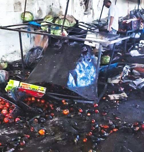 تركيا تفشل مجدد في حماية المدنيين … 8 قتلى ومصابين جراء انفجار عبوة ناسفة بسوق شعبي في مدينة راس العين