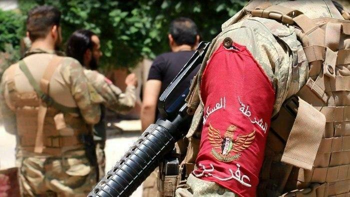 مقتل طفل برصاص عنصر من الجيش الوطني الموالي لتركيا في عفرين