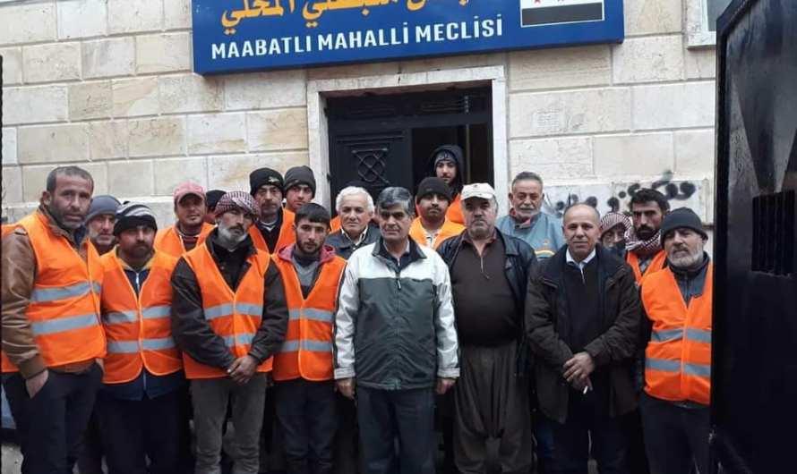 السلطات التركية تشن حملة اعتقالات جديدة لأعضاء المجالس المحلية في عفرين