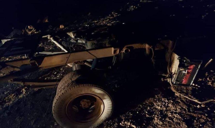 سيارة مفخخة تستهدف حاجزا للجيش الوطني قرب بلدة تل أبيض