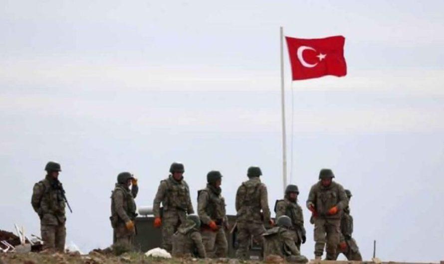 الجيش التركي قتل 500 لاجئا سوريا بينهم 67 امرأة و 94 طفلا على الحدود حتى نهاية تموز 2021