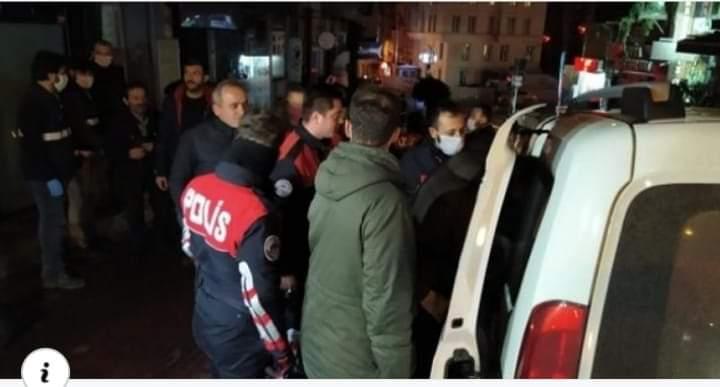 ضرب وعنف واعتقال سيدة سوريا حامل بمشفى في تركيا