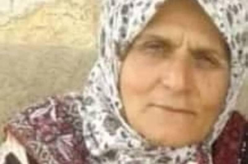 مناشدة للإفراج عن امرأة مسنة معتقلة في سجن تابع لفصائل موالية لتركيا في بلدة الراعي في ريف حلب