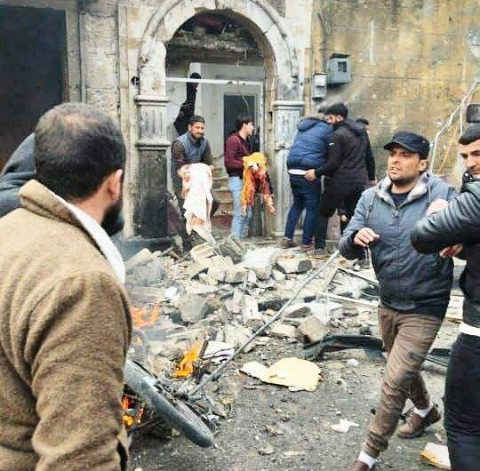 تركيا تفشل مجددا في حماية المدنيين …مقتل وإصابة 62 شخصا في سلسلة انفجارات تهز المناطق الخاضعة لتركيا شمال سوريا