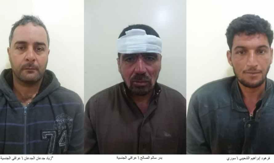صيد ثمين بيد قسد …. اعتقال 3 من قادة داعش بريف دير الزور