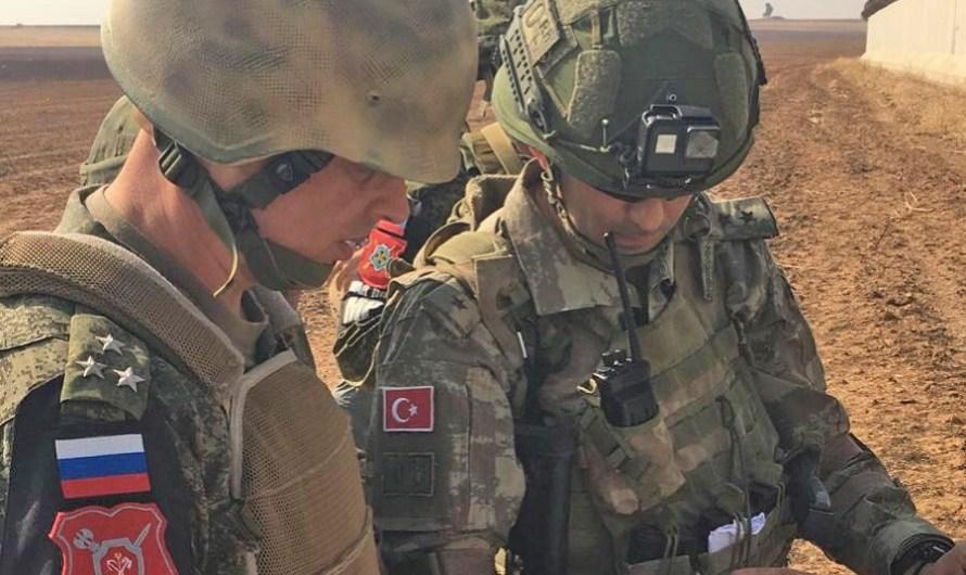 الجيش التركي كان على علم مسبق بالقصف الذي استهدف عفرين