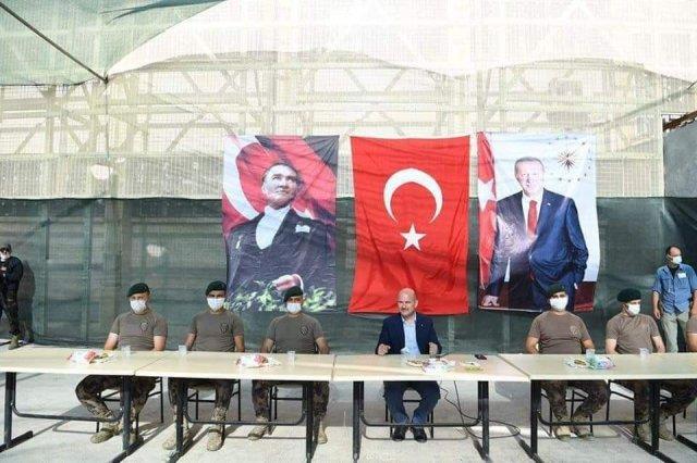 الإدارة الذاتية : زيارة وزير داخلية تركيا مدينة عفرين ترسيخ لسياسة تركيا في تقسيم سوريا واحتلالها