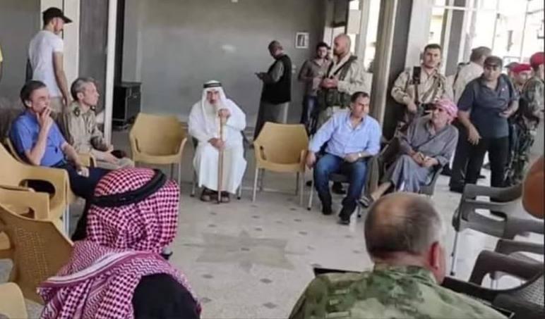 """رفضت تركيا دخولهم المناطق الخاضعة لسيطرة قواتها شمال سوريا ..  مهجروا درعا """"المفرج عنهم"""" يتجهون إلى إدلب"""