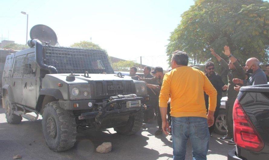 توتر بين القوات الروسية والأهالي في كوباني … جاء بعد قصف تركي قتل مدنيين